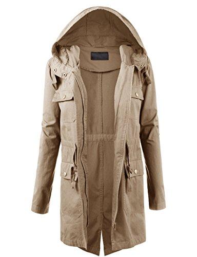 Cotton Anorak Jacket - 6
