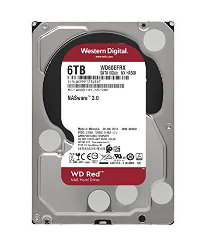 WD Red 6 TB NAS Hard Drive