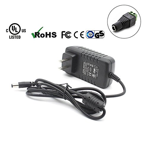 12v Ac 3a Ac Adapter - 8
