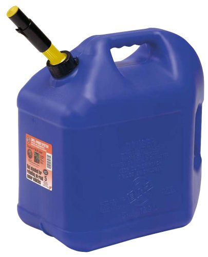 - Blitz USA #31777 5 Gallon Spill Proof Kerosine Portable Fuel Container System
