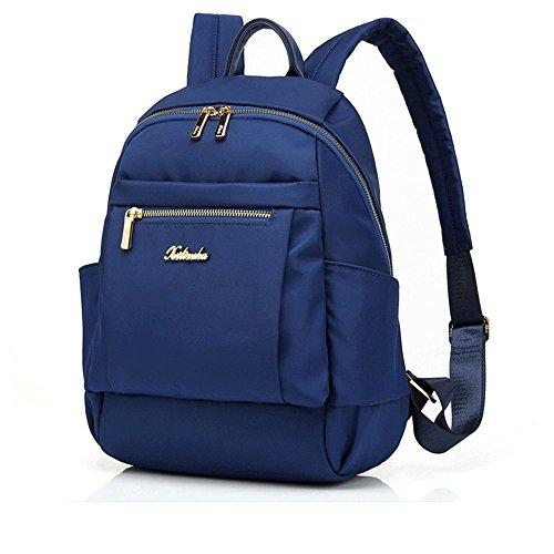 Casual grande New 14cm tracolla Borsa Tote 35 donna fashionFashion Pack Blu Poke Borsa Nero 26 Zaino a Medio frqqEyT4