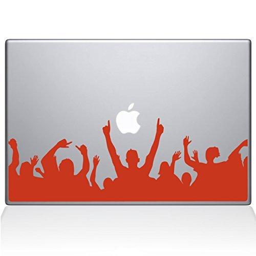 手数料安い The Vinyl Decal 13 Guru Rock On Crowd MacBook Decal Vinyl Orange Sticker - 13 Macbook Air - Orange (1162-MAC-13A-P) [並行輸入品] B0788DRW1F, スチールコムショップ:e22f0074 --- svecha37.ru