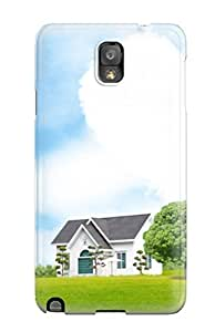For TsKlrUu6942MGseS House Protective Case Cover Skin/galaxy Note 3 Case Cover
