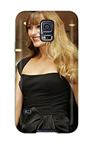 Special Design Back Milla Jovovich Actress The Fifth Element Phone Case Cover For Galaxy S5