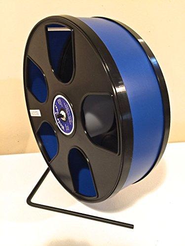 Wodent Wheel 11' Diameter Dark Blue with Black(12.3' Total Height)