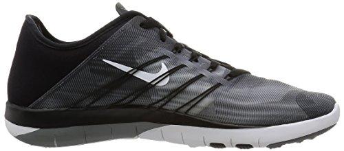 Blanc Free Nike Noir Grey Femme Training Prt Fitness cool Noir C11Zgvqw