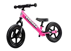 STRIDER balance bikes are industry-leading training bikes that help children of all abilities as young as 18 months learn to ride on two wheels. STRIDER balance bikes focus on the fundamentals of balancing, leaning, and steering without the d...