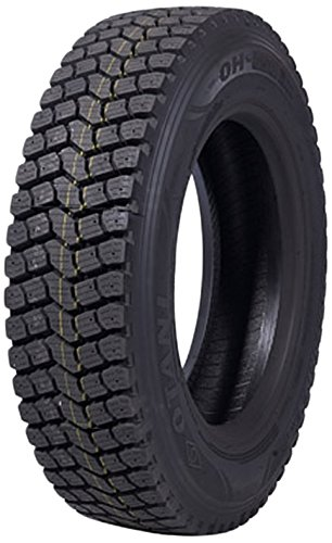 Otani OH-650 Commercial Truck Tire - 225/70R19.5 by Otani (Image #1)