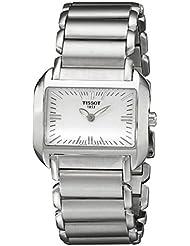 Tissot Mens T0233091103100 T-Wave Stainless Steel Bracelet Watch