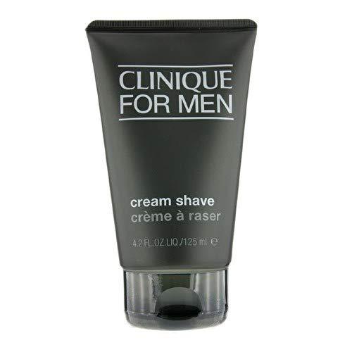 (Clinique - Skin Supplies For Men: Cream Shave (Tube) 125ml/4.2oz)