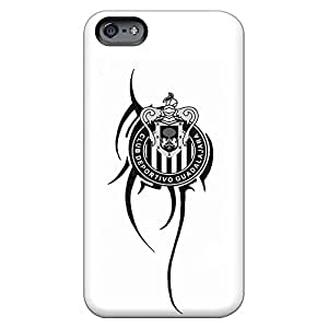 With Nice Appearance mobile phone carrying cases colorful Impact iphone 4 /4s - chivas tribal 02