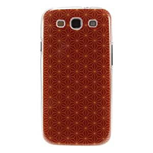 GONGXI Nice Stereoscopic Pattern Plastic Protective Hard Back Case Cover for Samsung Galaxy S3 I9300
