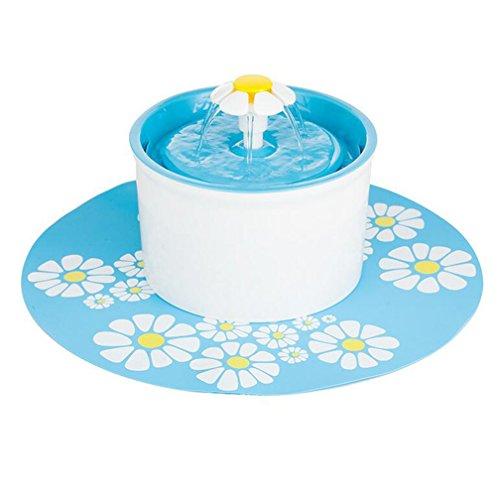 circulating water dish for cats - 4