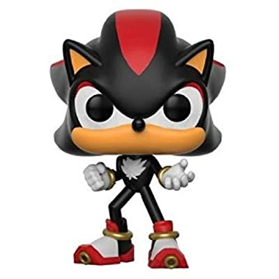 Funko Pop! Games: Sonic - Shadow Collectible Toy: Funko Pop! Games:: Toys & Games