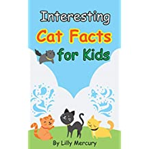 Fun Cat Facts books For Kids: Fun & Educational Facts About Cats books for Children Ages 4 to 8