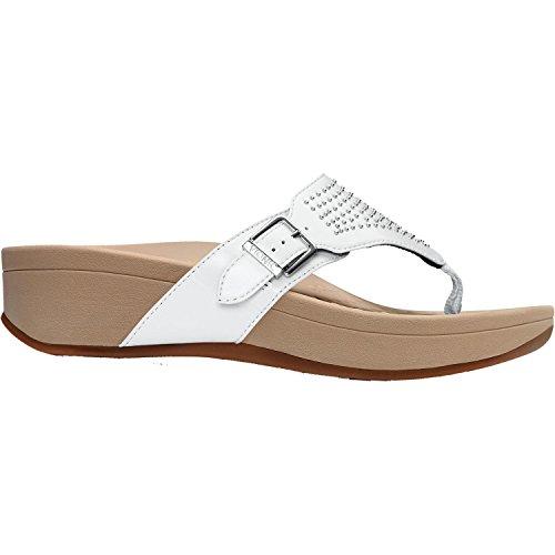 Vionic Womens Capitola Platform Sandal White Size - Stores Capitola