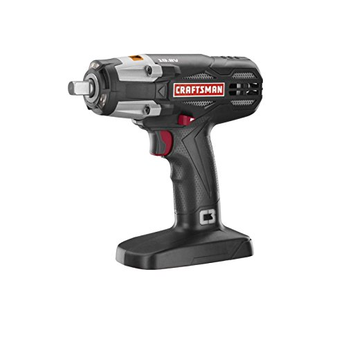 SEARS Craftsman C3 Heavy Duty 19.2 Volt 1/2 In. Impact Wr...