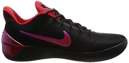 Nike Mænds Kobe Annonce Basketball Sko Sort / Universitet Rød 9DpXP8SGc
