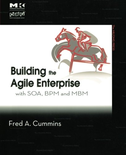 Building The Agile Enterprise: With SOA, BPM And MBM (The MK/OMG Press)