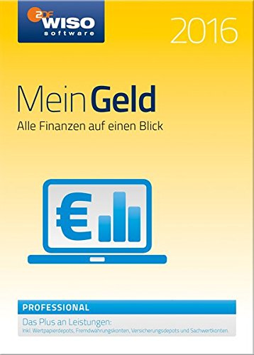 Buhl Data WISO Mein Geld Professional 2016