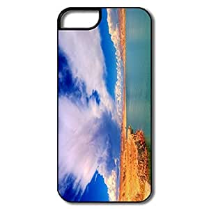 Cute Canyon Lake Case For IPhone 5/5s