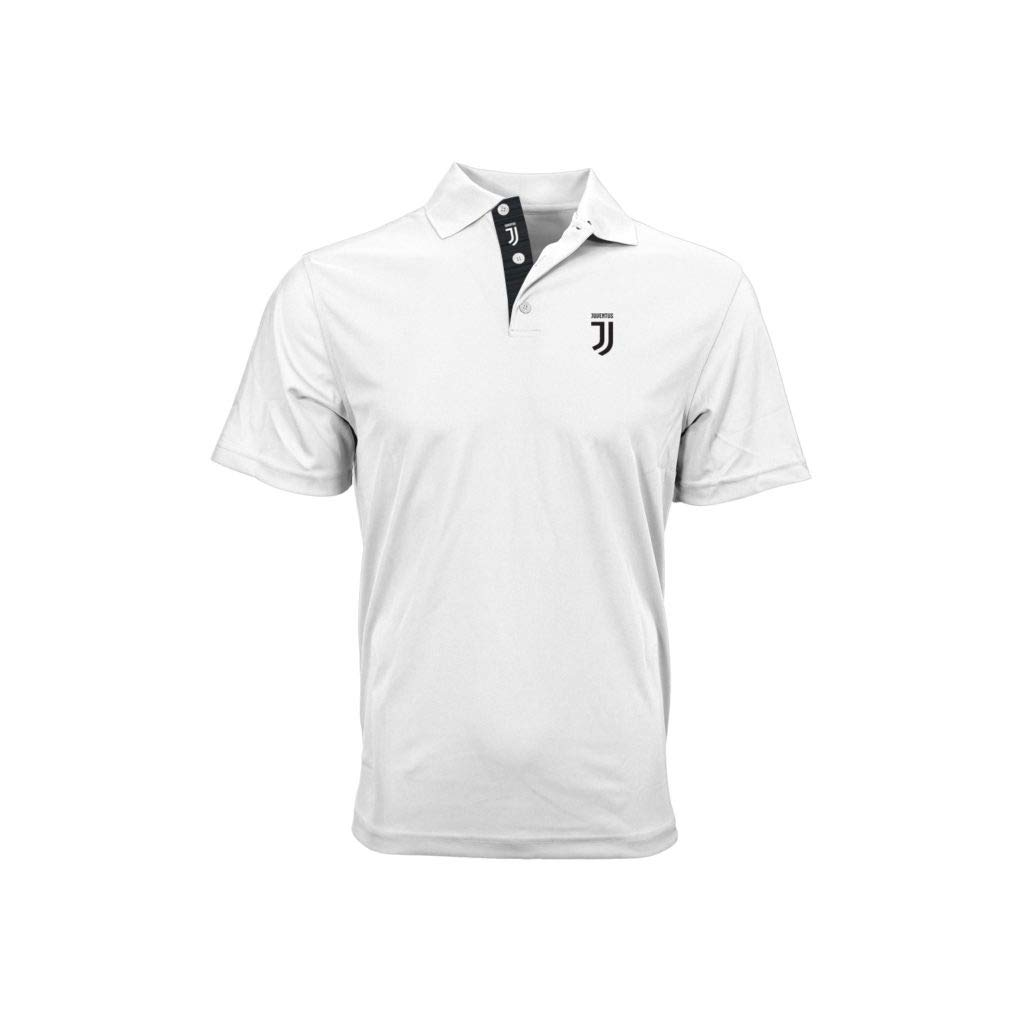 Juventus - Polo Blanco, Medium: Amazon.es: Deportes y aire libre