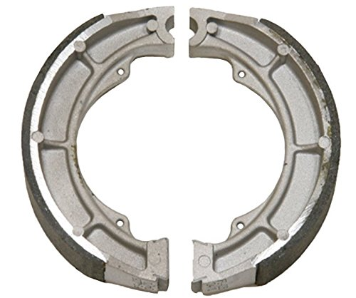 Rear Brake Shoes for 2002 to 2007 Suzuki Eiger 400 (all models, Auto & Manual, 2WD 4WD 2x4, 4x4)
