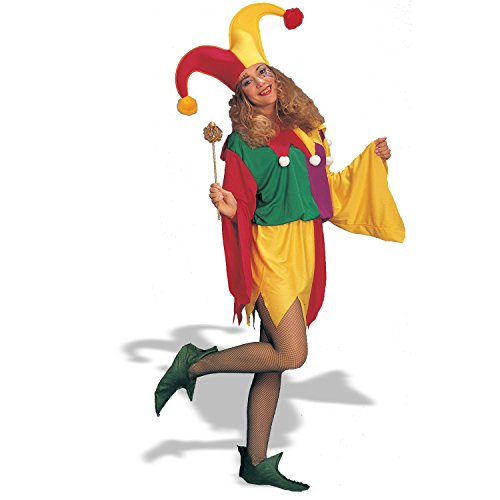 Rubie's Costume Co Jester Kings 1 (Jester Costume Mens)