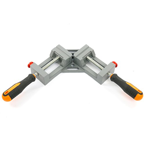 YaeTek Durable right angle aluminum clamp for making cabinets or box-frames Right Angle Clamp by YaeTek