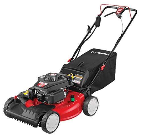 Troy-Bilt TB270ES 159cc 21-Inch FWD Self-Propelled Mower With Electric Start