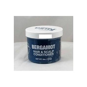 Kuza Bergamot Hair & Scalp Conditioner 4oz