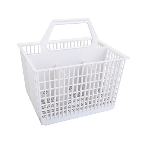 First4Spares General Electric Dishwasher Cutlery Silverware Basket Holder For GE WD28X265