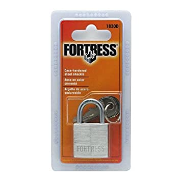 Amazon.com: Fortress Key Lock, 4 cerraduras clave: Health ...