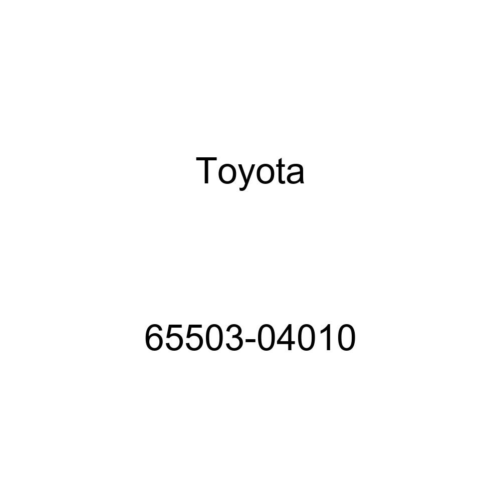 Toyota 65503-04010 Side Panel Sub Assembly