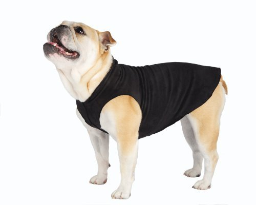 gold Paw Series gold Paw Fleece, Size 6, Black by gold Paw Series