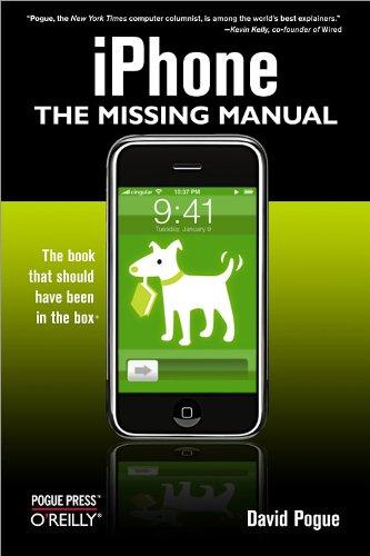 iPhone: The Missing Manual Kindle Editon
