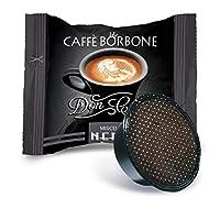 Caffè Borbone Capsule Don Carlo Miscela Nera - Confezione da 100 Capsule - Compatibili Lavazza A Modo Mio