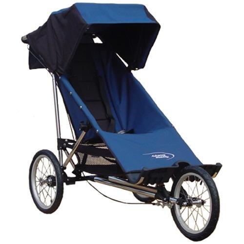 Folding Bicycle Pram - 9