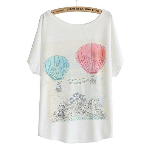 hot air balloon print - 5