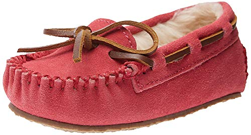 Minnetonka Cassie Slipper (Toddler/Little Kid/Big Kid)