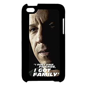 Design With Fast Furious 7 Hard Phone Case For Teen Girls For Ipod Touch 4 Choose Design 11