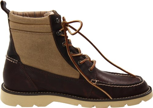 Sperry Top-sider Mens Varvet Riggare Boot Kastanj