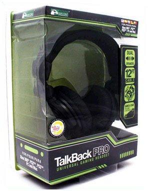 KOMODO KMD Talkback Pro Universal Gaming Headset PS2/PS3/...