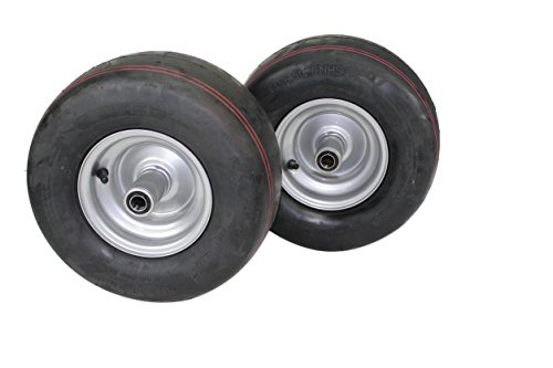 (Set of 2) Hustler Lawn Mower Part# 604717 - TIRE/Wheel for sale  Delivered anywhere in USA