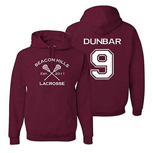 Adult Beacon Lacrosse Dunbar Hoodie