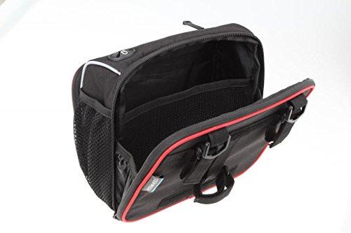 Tofern 2in1 Fahrrad Radfahren Faltrad Lenkertasche Navigation Halterung Passend Ipadmini und 7~8 Zoll Tablet-PC