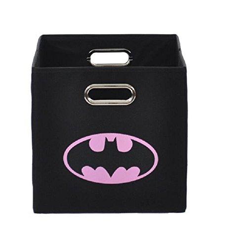 Batman Logo Folding Storage Bin at Gotham City Store