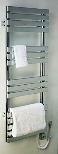 Electric Wall Mount Bathroom Towel Warmer & Space Heater R28C-500W. CDM