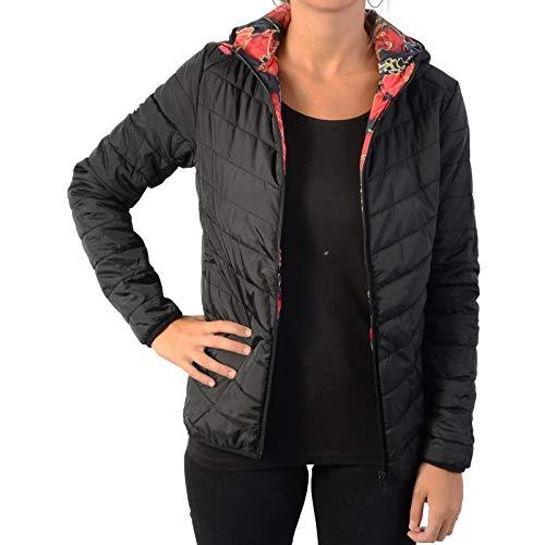 Padded Blo M M Giacca Negro Nero Scarlet Donna 2000 Jacket Desigual FdPnAB7wqq