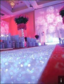 ShinyBeauty Aisles Runner-50ftx4ft-Iridescent White,Sparkle Wedding Aisle Runner Glitter Carpet Aisle Runner Floor Runner Wedding Ceremony Decor